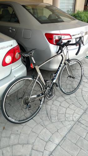ruta, giant bicicleta