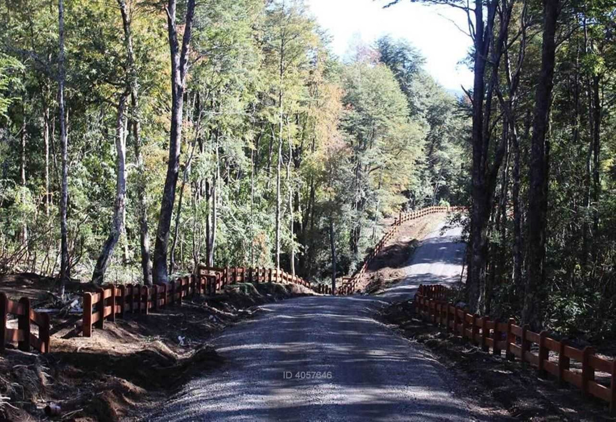 ruta s-945, camino pucón a curarrehue
