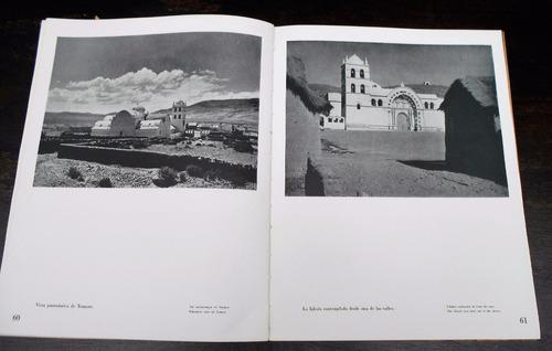 rutas históricas de la arquitectura virreinal altoperuana
