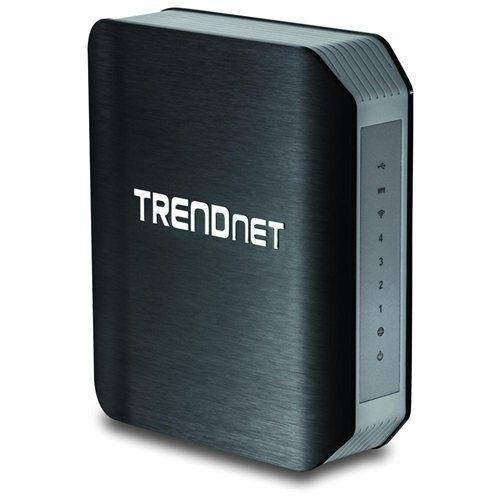 ruteador router inalámbrico trendnet ac1750 dual band