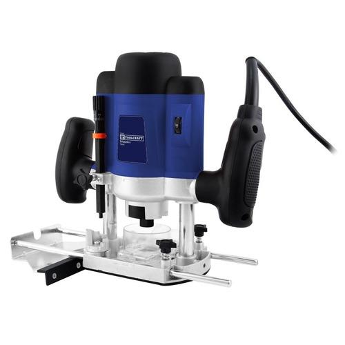ruteadora 1/4 toolcraft 1,200 w