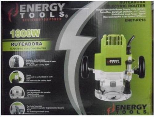 ruteadora electrica 1800w garantia