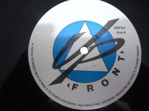 ruth campbell / this is it vinyl lp acetato