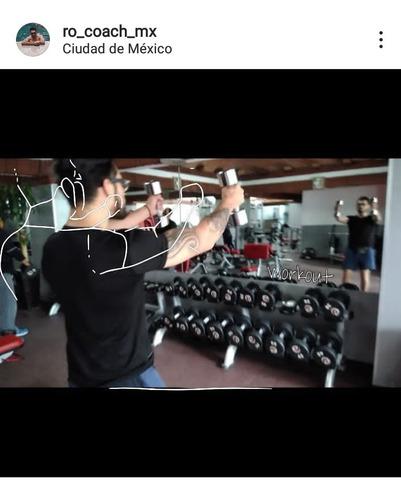 rutinas y entrenamientos fitness en video personalizados