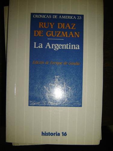 ruy diaz de guzman la argentina