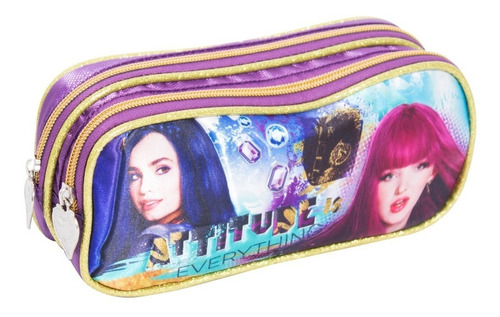 ruz -  disney descendants 2 lapicera escolar infantil