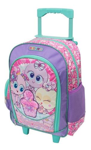 ruz -  distroller neonatos backpack infantil con ruedas