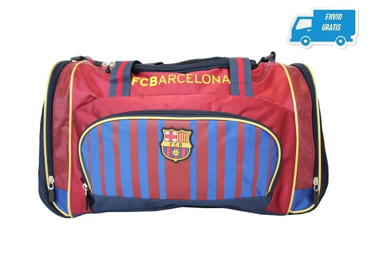 4f35ee02c Ruz Maleta Deportiva Club Barcelona - $ 799.00 en Mercado Libre