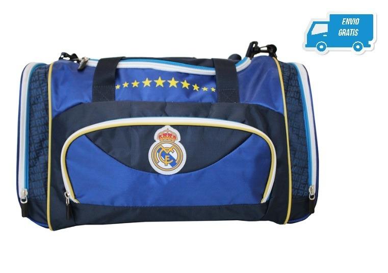 22998c738 Ruz Maleta Deportiva Real Madrid - $ 799.00 en Mercado Libre