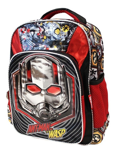 ruz -  marvel ant-man and the wasp  mochila kinder infantil