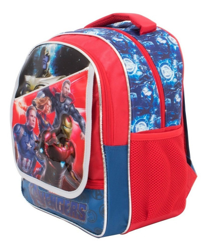 ruz -  marvel avengers 4 pelicula mochila kinder infantil