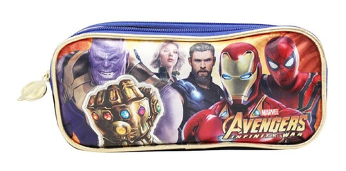 ruz -  marvel avengers infinity war lapicera escolar infanti