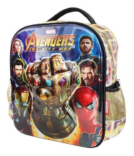 ruz -  marvel avengers infinity war mochila kinder infantil