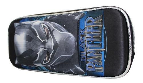 ruz -  marvel black panther pelicul lapicera escolar infanti