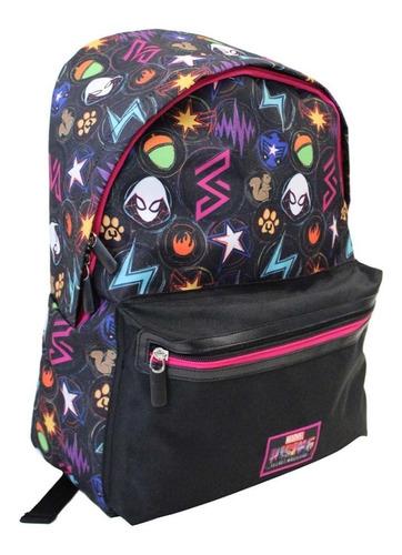 ruz -  marvel rising mochila primaria infantil