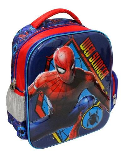 ruz -  marvel spider-man far from h mochila kinder infantil