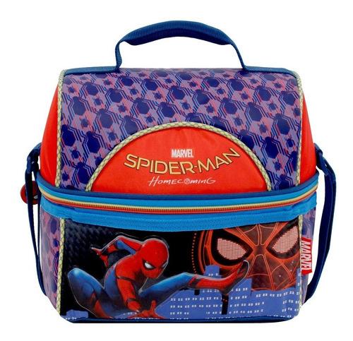 ruz -  marvel spider-man homecoming lonchera escolar infanti