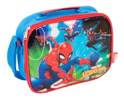 ruz -  marvel spider-man lonchera escolar infantil