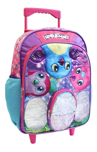 ruz -  tycoon hatchimals mochila primaria escolar infantil