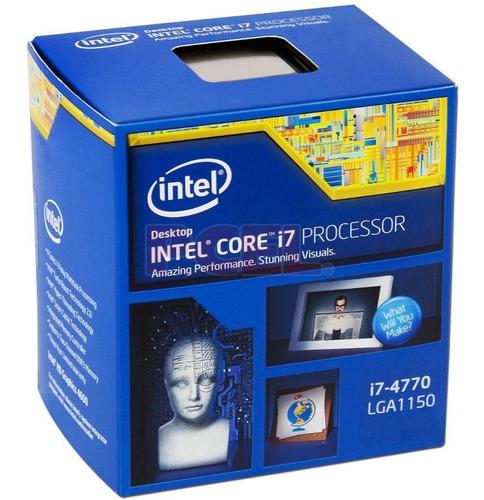 rv computadora cpu intel core i7 diseño 4 cores 1tb 8gb ddr3