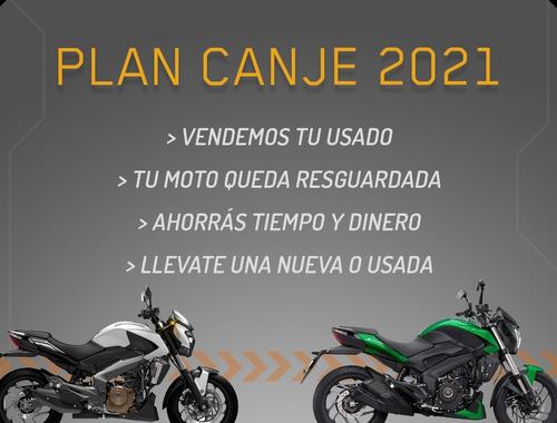 rvm f4 250 0km (tipo duke, rouser) plan canje 2021