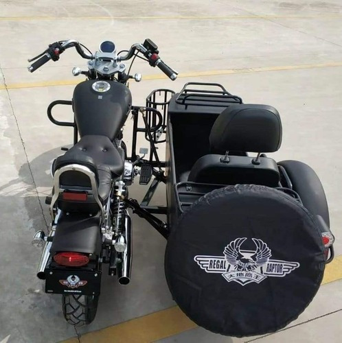 rvm jawa choppera 400-9 con sidecar    depositá en jawa
