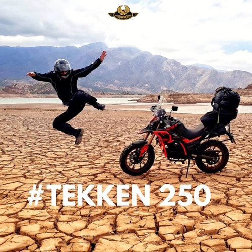 rvm tekken 250(a dolar oficial)