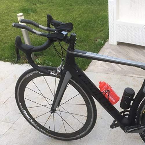 Carbon Fiber Bicycle Triathlon Bicycle Extender Aero TT Rod End Handlebar E N3W7