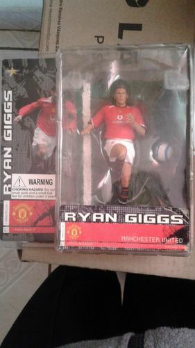 ryan gigs manchester united colectible figure