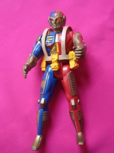 ryan steele con accesorios - kenner saban 1995