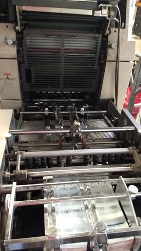 ryobi 3302m para imprenta offset digital maquina