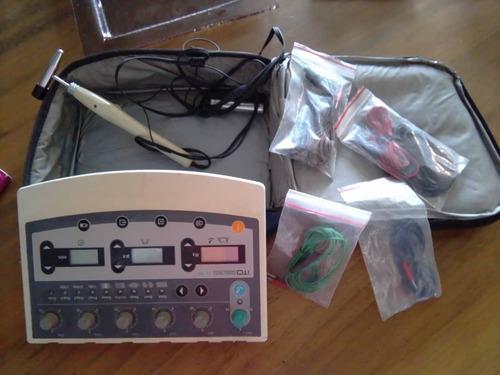 ryodoraku, detector y estimulador de puntos  de acupuntura