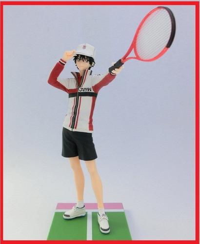 ryoma echizen el príncipe del tennis anime figuras