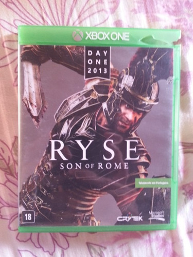 ryse son of rome - xbox one - portugues
