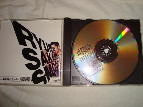 ryuichi sakamoto smoochy imp.e c audio cd caballito*