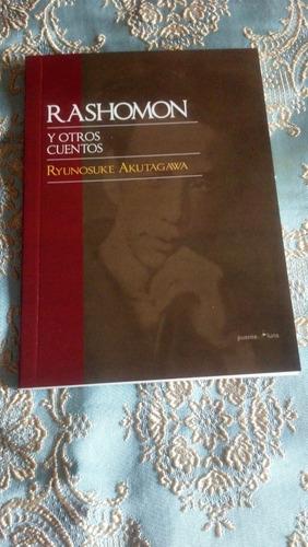 ryunosuke akutagawa / rashomon y otros cuentos