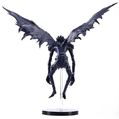 ryuuku action figure death note anime - pronta entrega