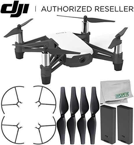 ryze tello quadcopter drone con camara hd y vr con tecnologi