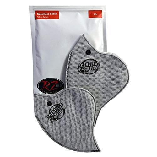 rz máscara f1-hunting scentless filtro de