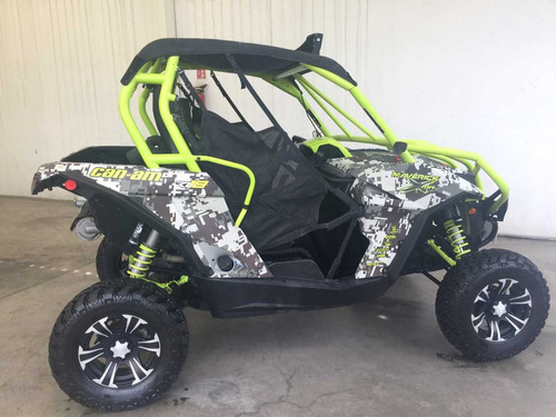 rzr can am maverick xmr 2015