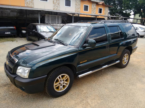 s-10 blazer - 2001 - 4cc - completa - rodas - manual - som -