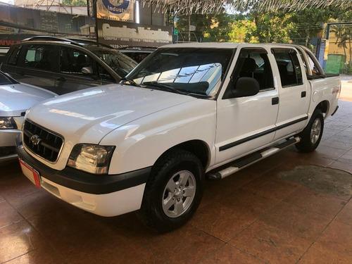 s 10 de luxe 2.8 diesel 4x4 cabine dupla
