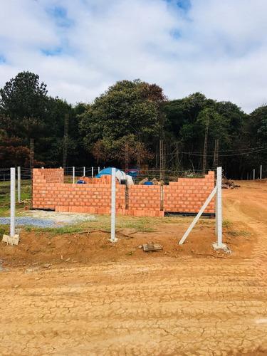 s 1000 m2 pronto para construir em ibiúna com portaria