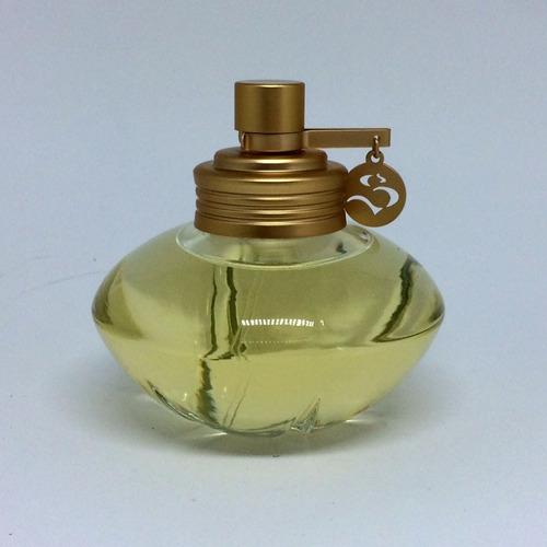 s by shakira eau de toilette 80ml feminino + amostra