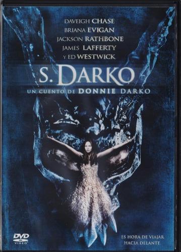 s darko un cuento de donnie darko pelicula dvd
