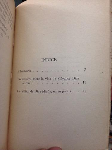 s. díaz miron - documentos - estética - francisco monterde