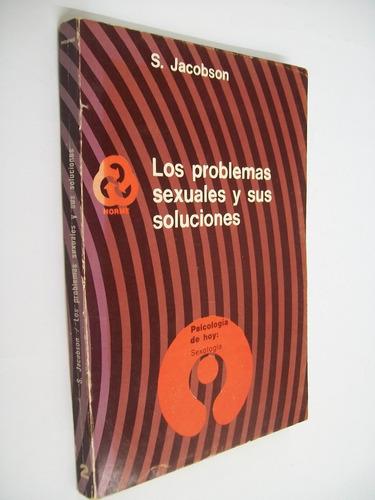 s. jacobson  los problemas sexuales y sus soluciones