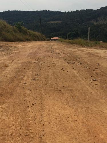 s. sua chácara de 1.000 mts próximo do asfalto com portaria
