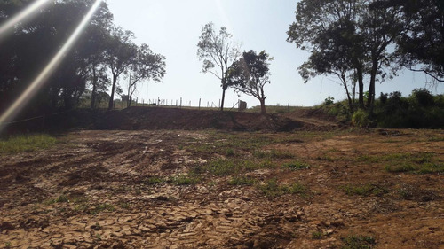 s. terreno localizado em ibiúna pronto para construir