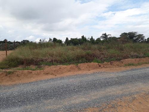 s terrenos já cascalhados, posse imediata,100% plaino 45 mil